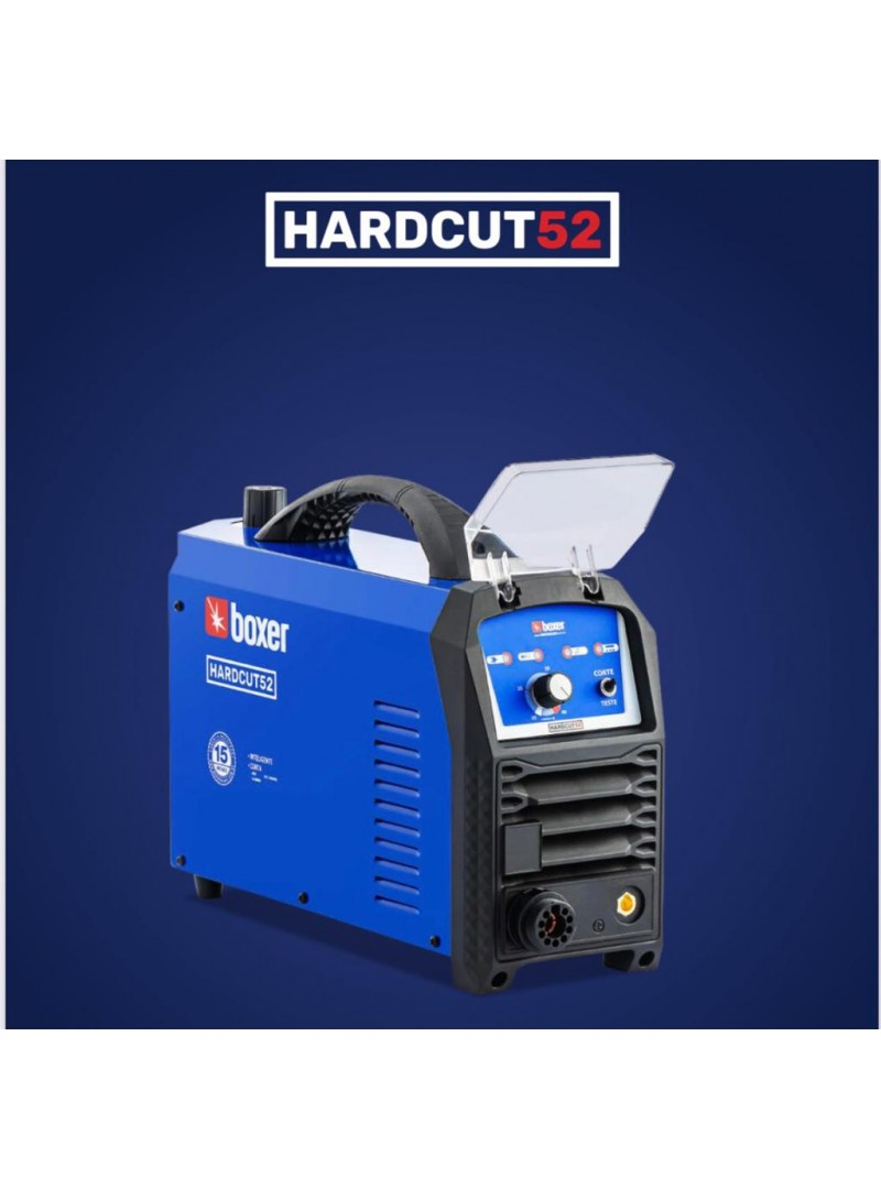 Maquina Corte Plasma HARDCUT52-50A -220v