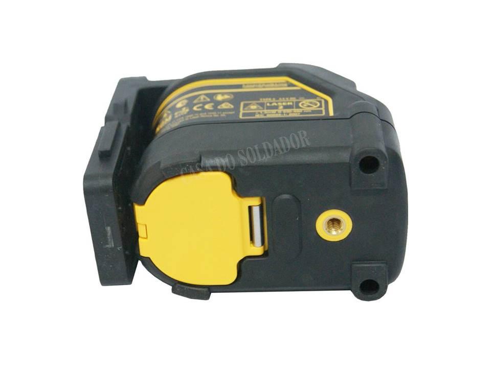 Nivelador De Linha Laser Dw088k