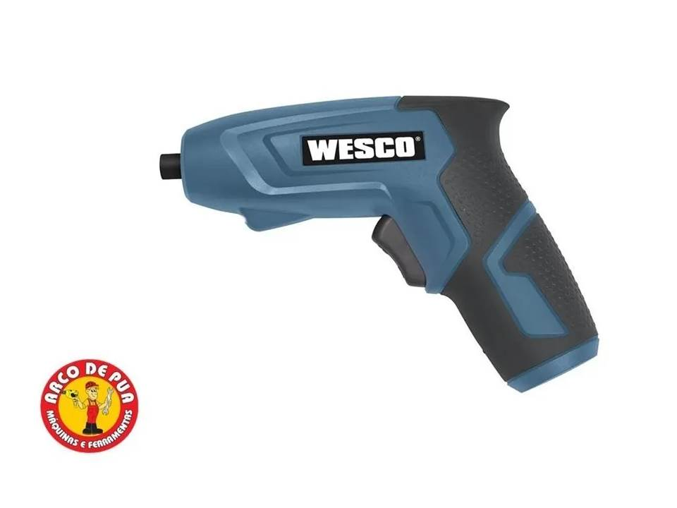 Paraf Bat.1/2bivolt Wesco 1/4- Ws2012