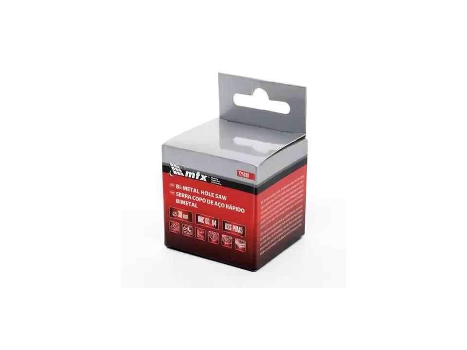 Serra Copo Ar Bimetal Mtx 38mm 1.1/2