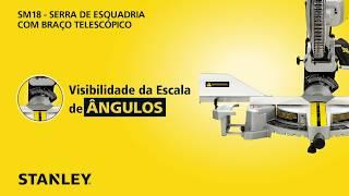 Serra Esquadria 10'c/braço Sm18 127V