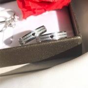 Combo 1005 Aço Inox Duas Femininas 4mm (Par) ❤️