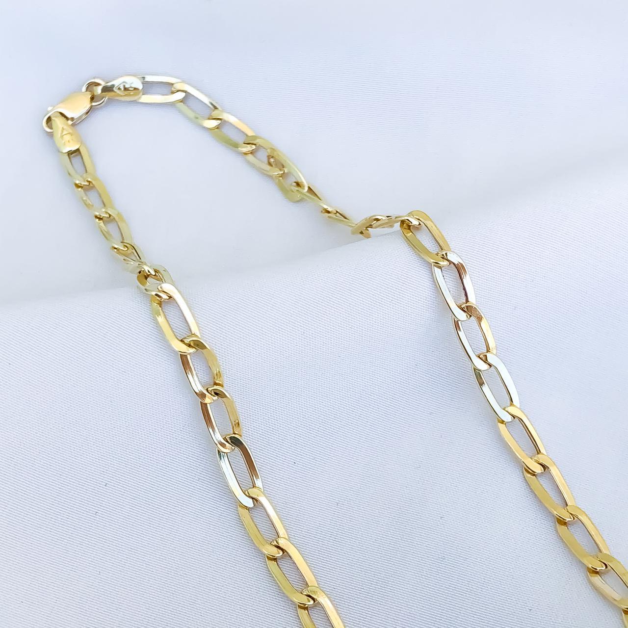 Corrente Cartier Elo Fino em Ouro 18K 60cm