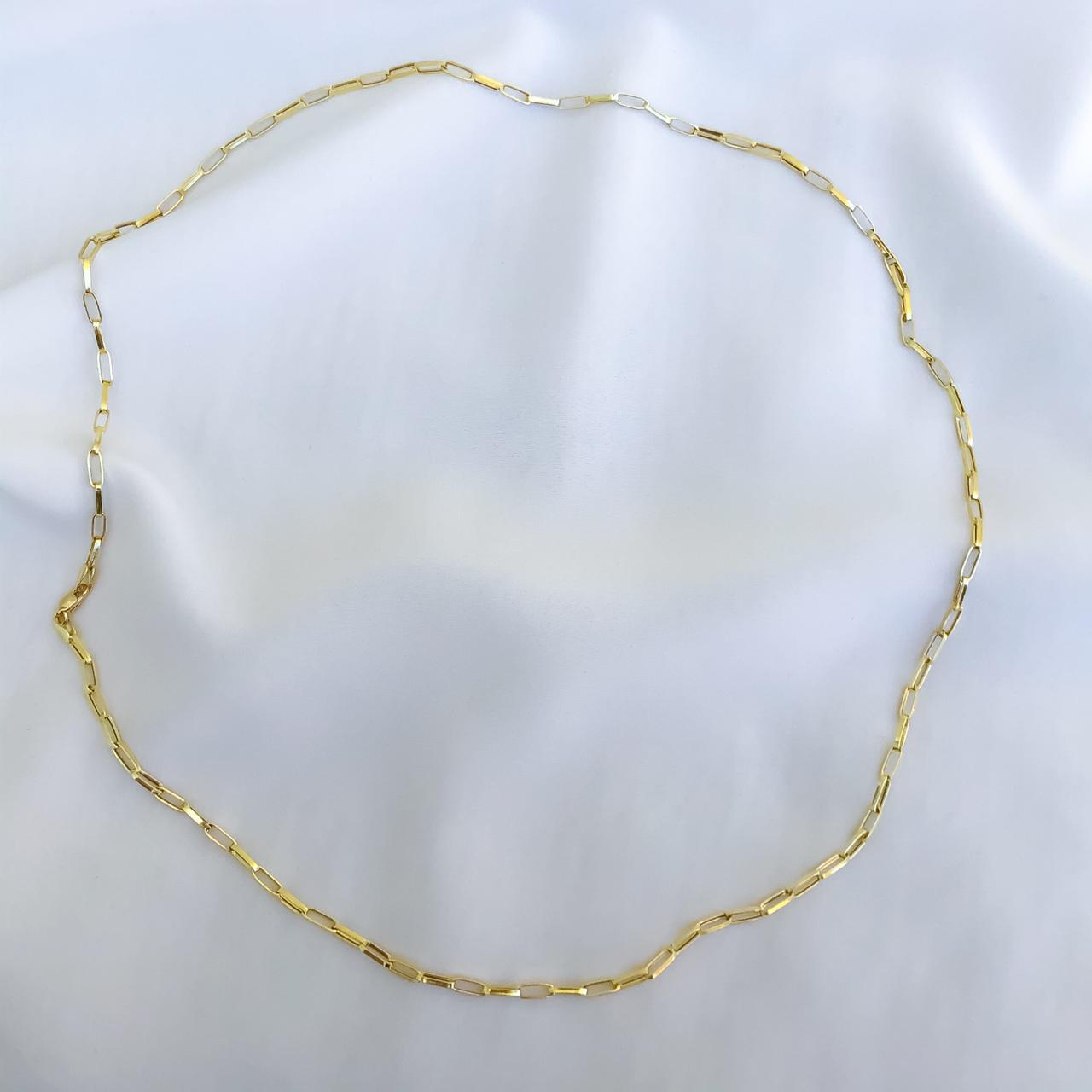 Corrente Cartier em Ouro 18K 60cm