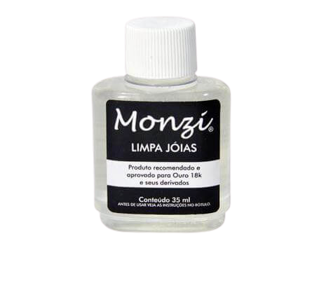 Monzi Limpa Joias (35 ml)