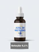 AZUL DE METILENO 0,1% 50 MCG Sublingual 30 ml Tradicional