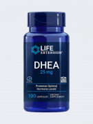 DHEA | Life Extension | 25mg 100 Cápsulas