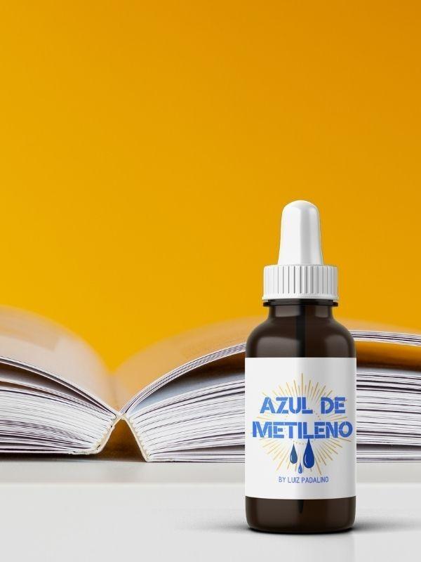 AZUL DE METILENO FORTE 1% 500 MCG Sublingual 30 ml