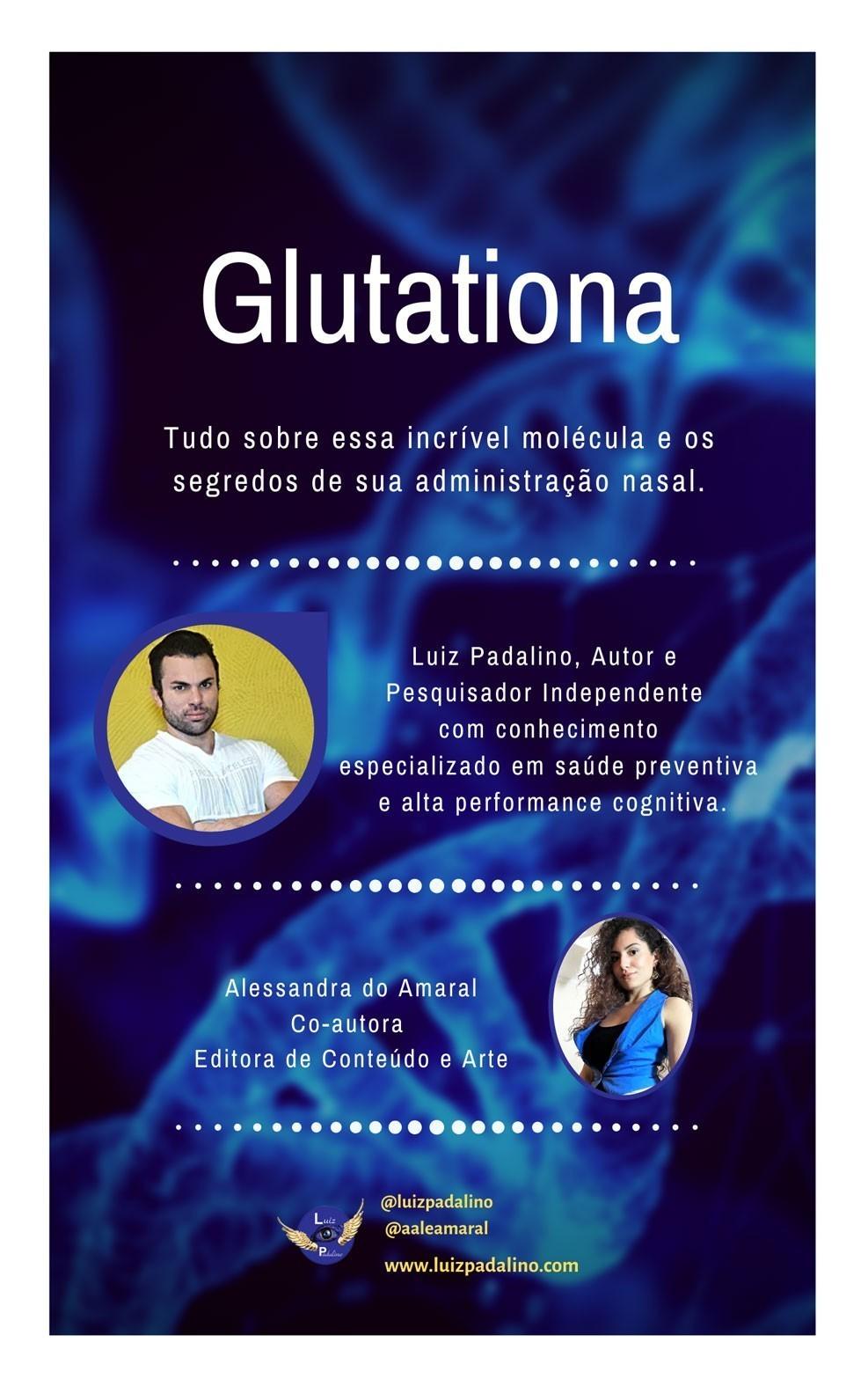 Ebook GLUTATIONA -  Antioxidante e Antienvelhecimento