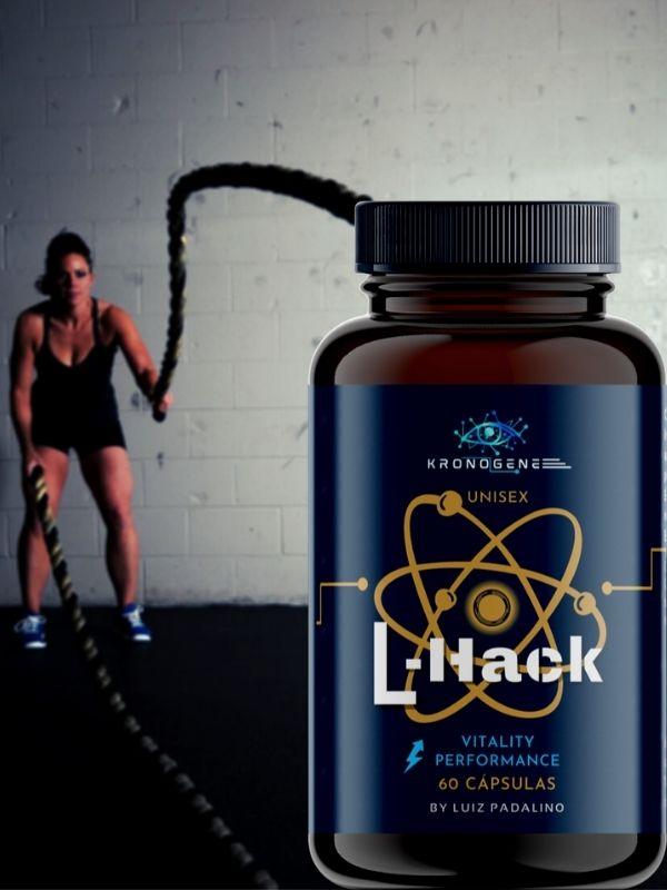 L-HACK 60 cápsulas