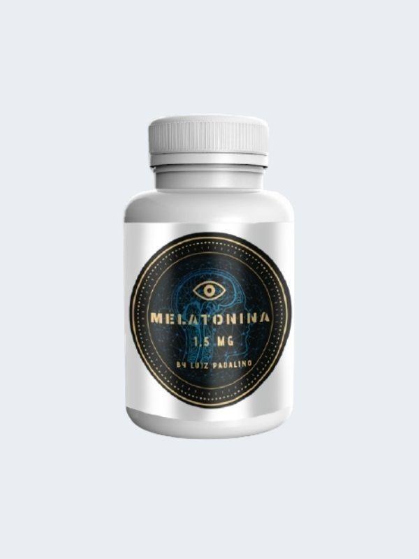 Melatonina 1,5mg 60 caps