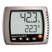 Termohigrômetro P/ Temperatura E Umidade - Testo 608-h1