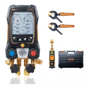 Testo 557s Kit Smart Vácuo - Manifold Digital Inteligente