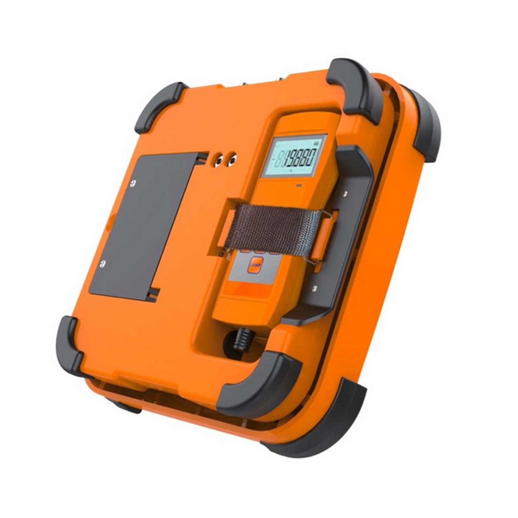 Balança Eletrônica Gás Refrigerante S/ Fio Programável 100kg