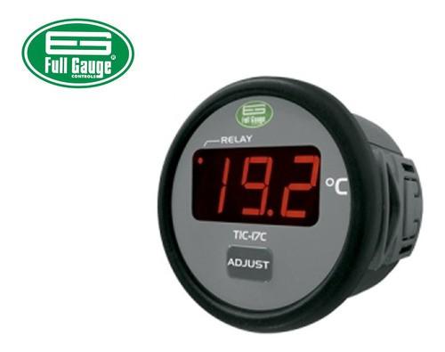 Controlador De Temperatura Tic-17c V.10 115/230v Full Gauge