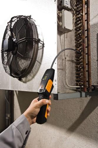 Detector De Vazamento Gas Refrigerante Testo 316-3