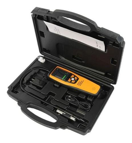 Detector Infravermelho De Gás Refrigerante C/ Lanterna Uv