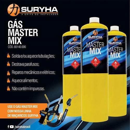 Gás Master Mix Suryha