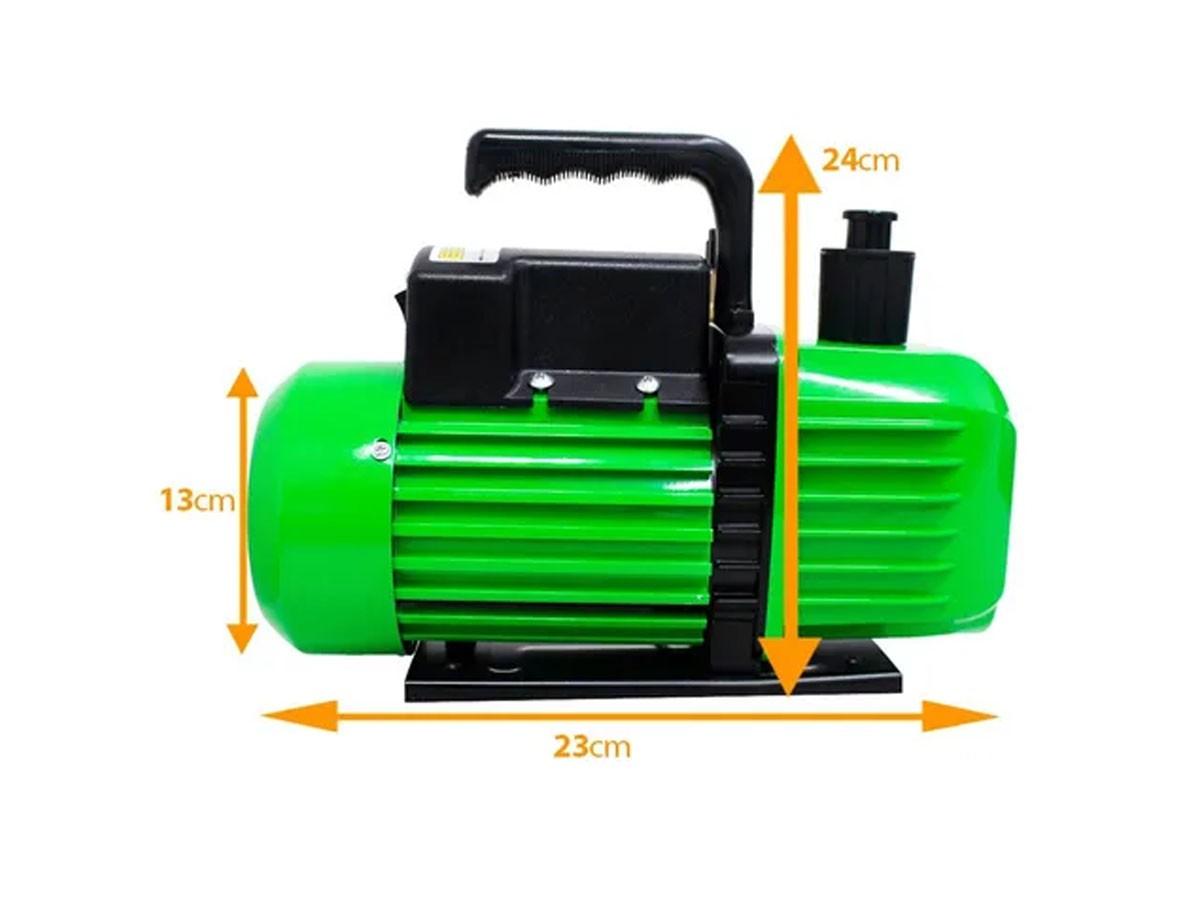Kit Bomba de vácuo de 5cfm bivolt + Cortador de tubos