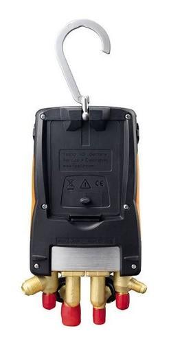 Manifold Digital Testo 557 4 Vias Bluetooth Com 4 Mangueiras