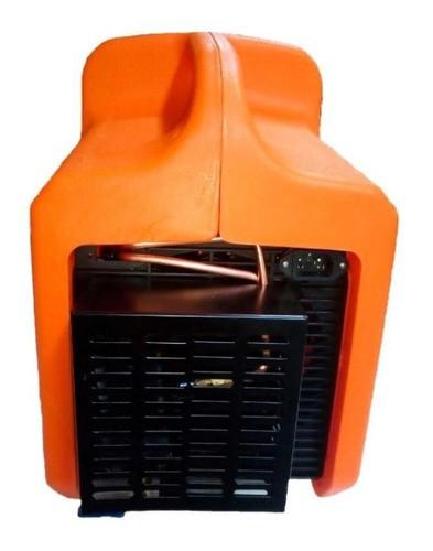 Recolhedora Recicladora De Gás 3/4 Hp Com Separador De Óleo