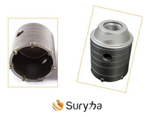 Serra Copo Metal Duro 75mm - Suryha