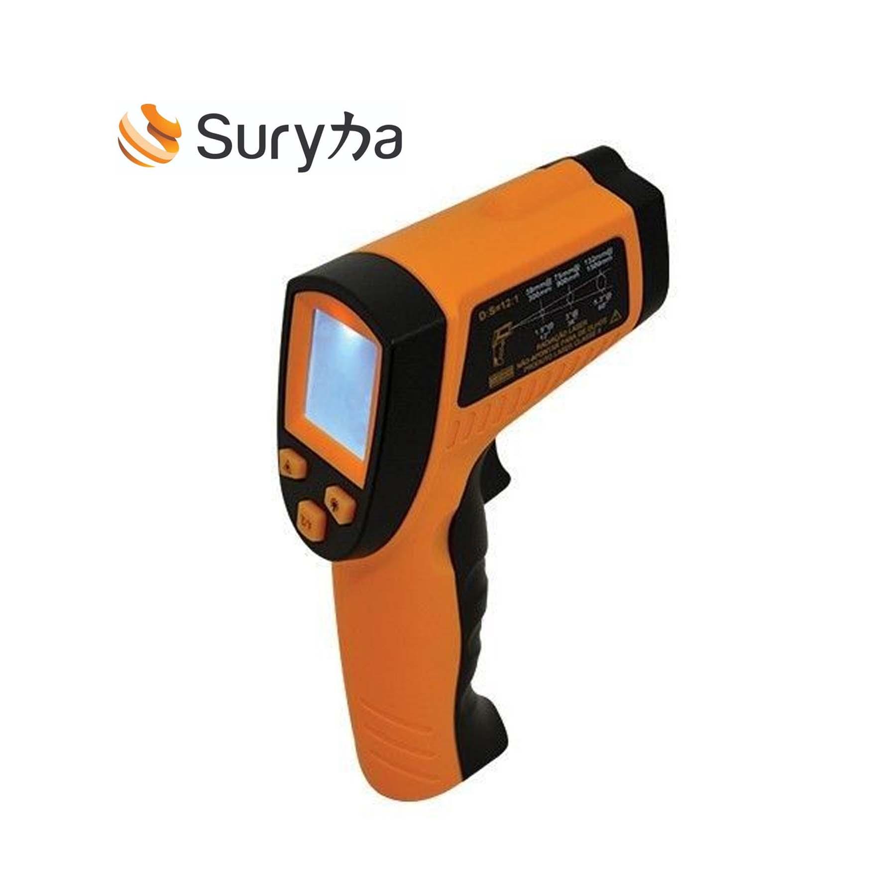 Termômetro Digital Laser Suryha