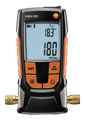 Vacuômetro Digital Com Bluetooth Testo 552