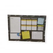 Bloco de Planejamento Semanal - Win Paper