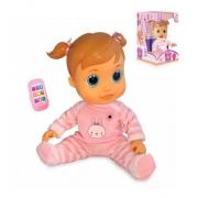 Boneca Baby Wow Analu Interativa - Multikids