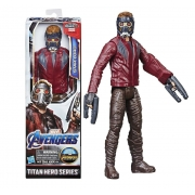 Boneco Star Lord Avengers TItan Hero Series - Hasbro