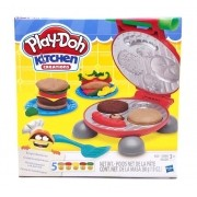 Play-Doh Festa do Hambúrguer - Hasbro