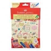 Estojo Completo Smile Faber-Castell - Faber - castell - Faber Castell