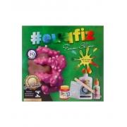 kit Foam Slime - Euqfiz- I9 Brinquedos