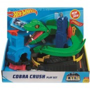 Hot Wheels Ataque De Cobra City - Mattel
