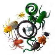 Kit animais Insetos De Borracha Insects - Barcelona