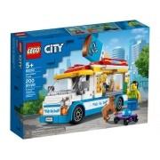 Lego City 60253 Van De Sorvetes 200 Peças