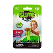 Slime Play Sachê Sunny 20 Gramas - Verde