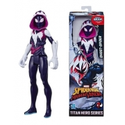 Spider Man Max Venom Ghost-Spider Titan Hero Series  - Hasbro