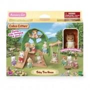 Sylvanian Families - Baby Tree House Jogo Casa na Árvore do Bebê, 3+ Anos, Multicor, 5318
