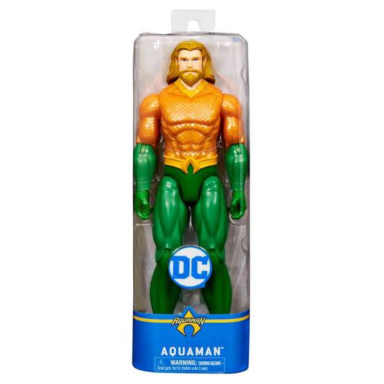 Aquaman DC Comics Figura Articulada 30Cm - Sunny