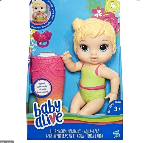 Baby Alive - Linda Cauda - Hasbro