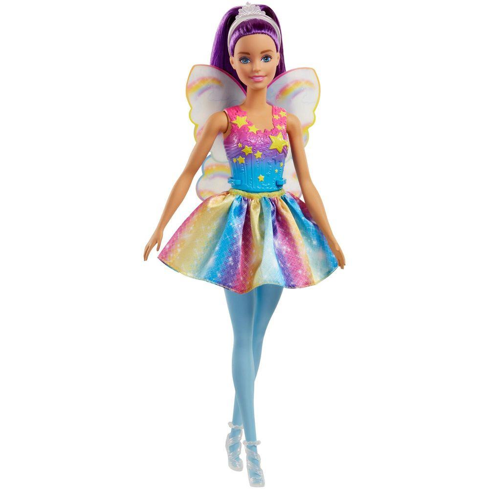 Barbie Dreamtopia - Fada Cabelo Roxo