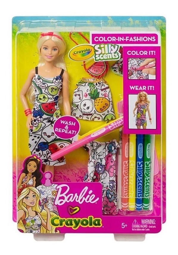 Barbie - Pintando seu estilo