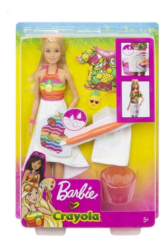 Barbie - Surpresa das frutas