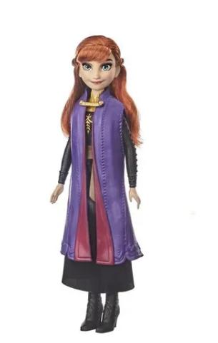 Boneca Anna Básica Frozen 2 Disney - Hasbro E9023