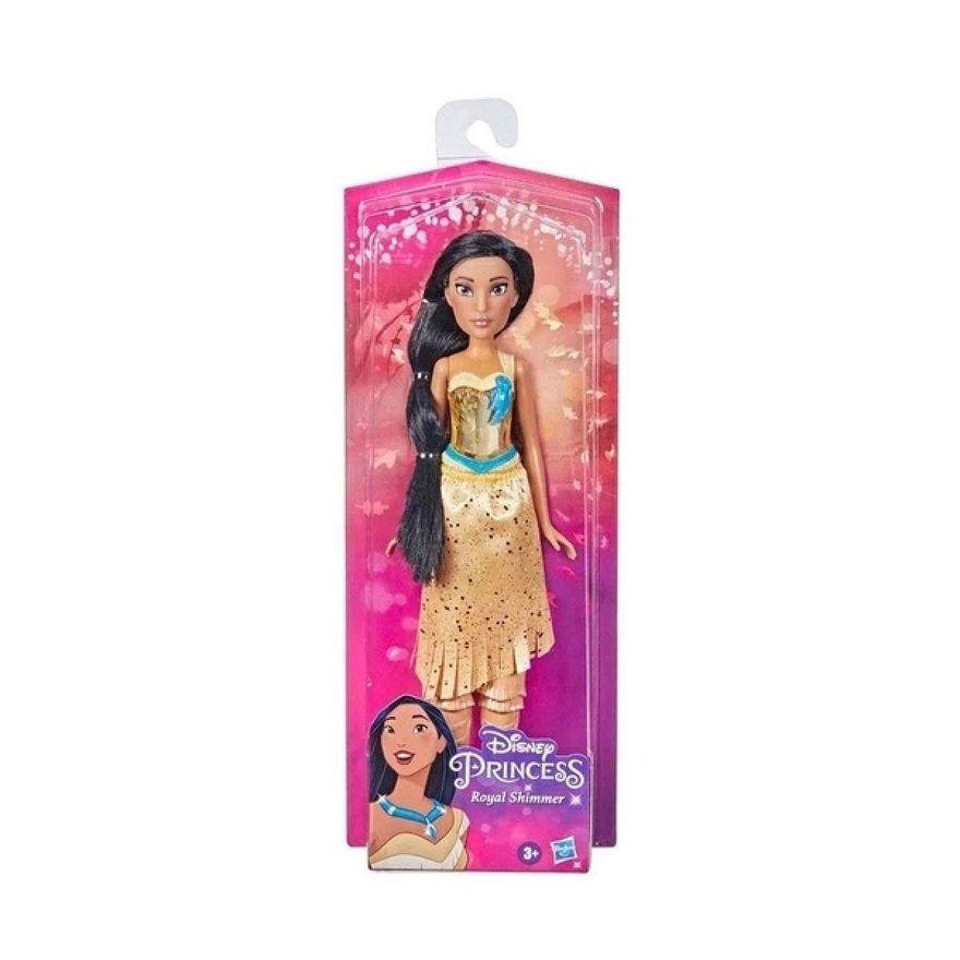 Boneca Pocachontas Disney Princess Shimmer - Hasbro