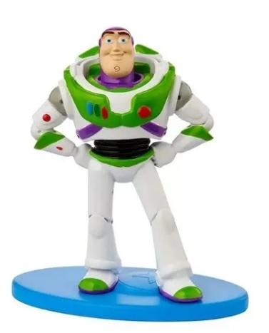 Mini Boneco Buzz Lightyear Toy Story 4 - Mattel