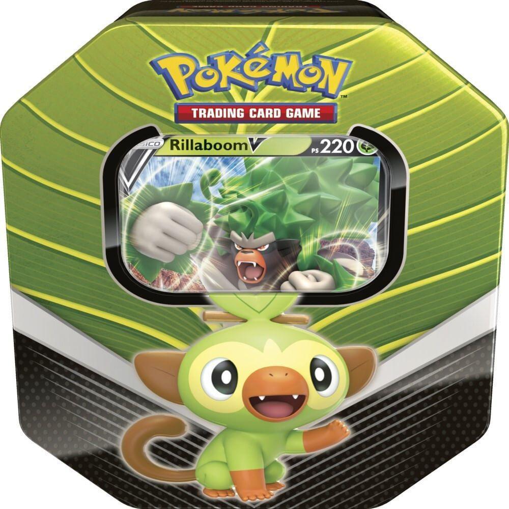 Cards Pokémon - Deck Lata - Parceiros De Galar - Copag