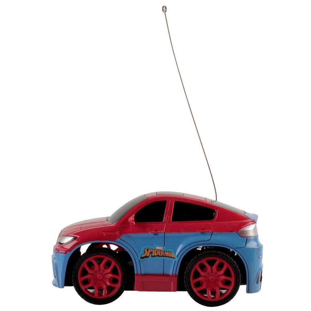 Carrinho Controle Remoto Homem Aranha High Speed - Candide